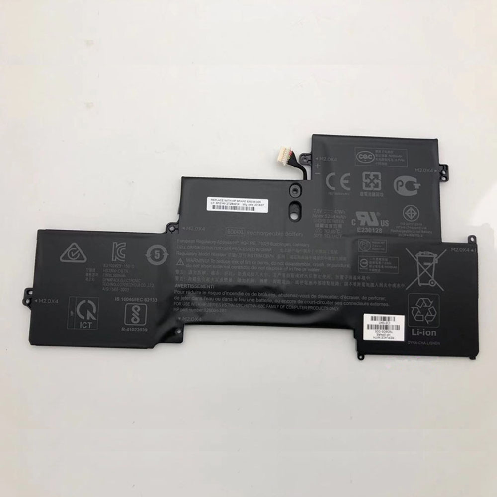 replace BO04XL battery