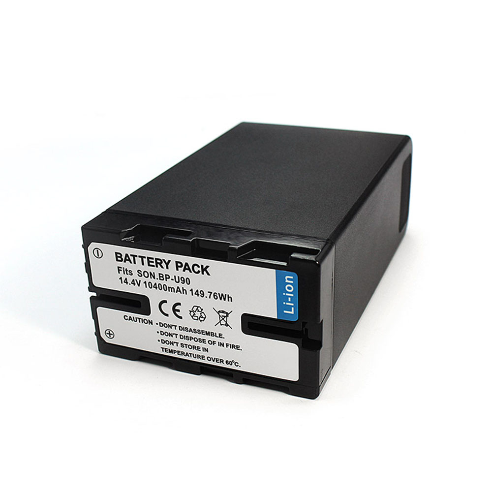replace BP-U90 battery