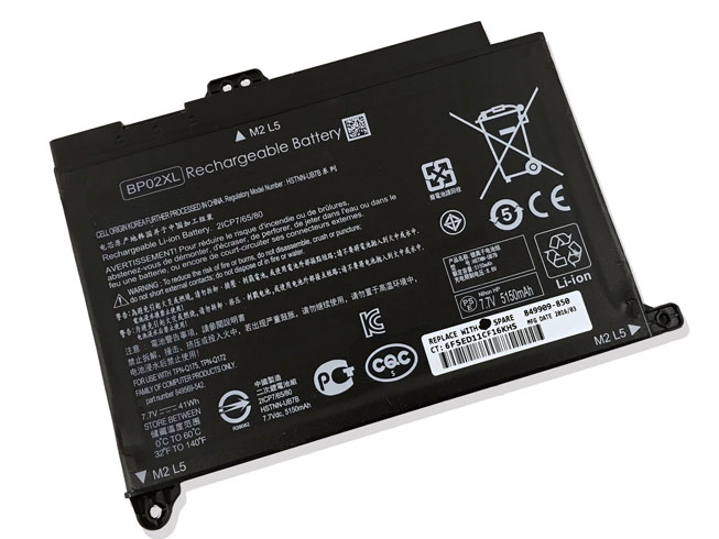 BP02XL Replacement laptop Battery