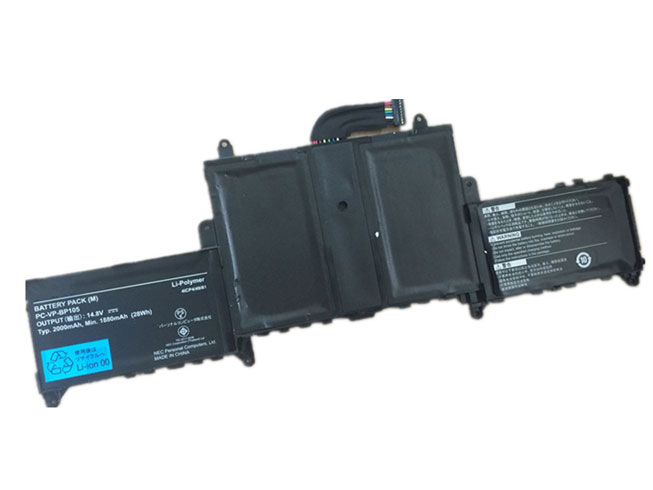 replace PC-VP-BP105 battery