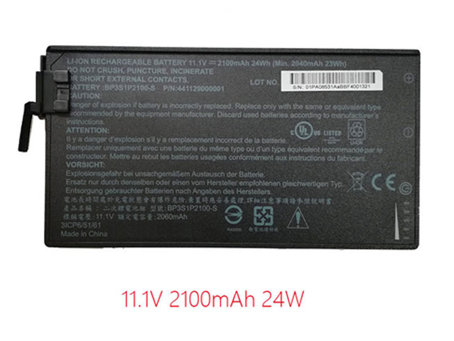 BP3S1P2100-S Replacement laptop Battery