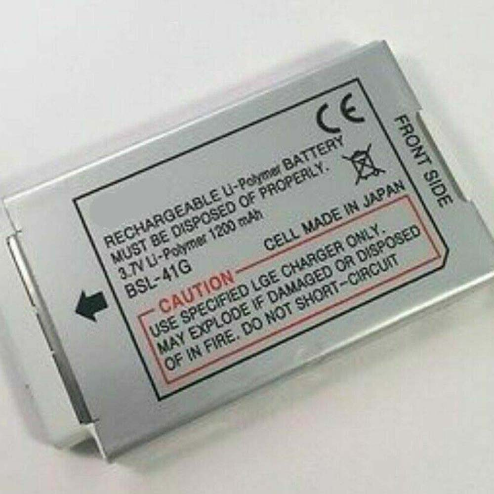 replace BSL-41G battery