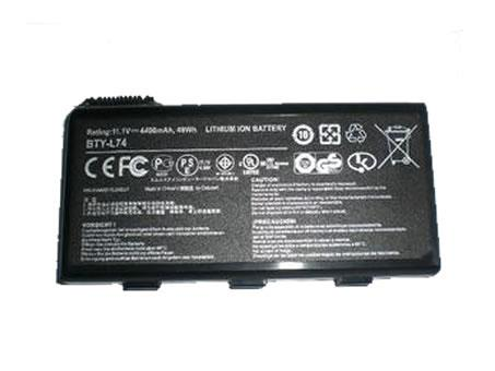 BTY-L75 Replacement laptop Battery