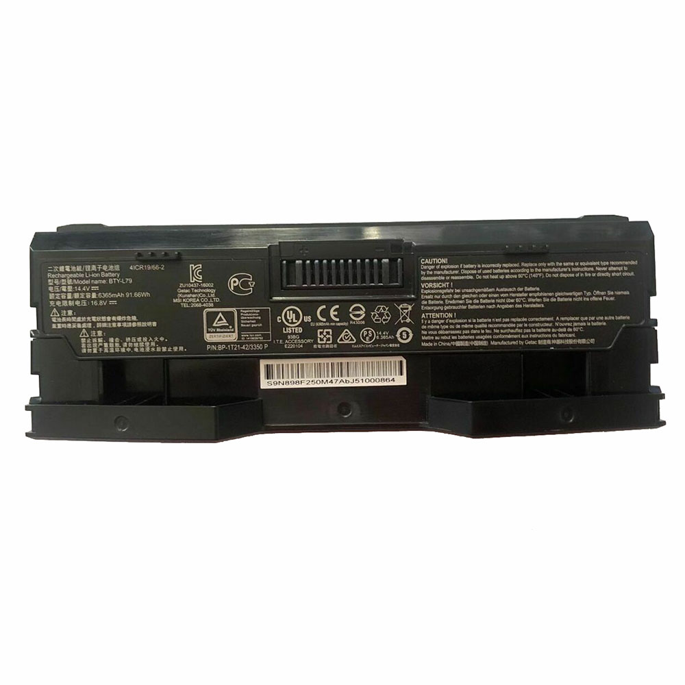 replace BTY-L79 battery