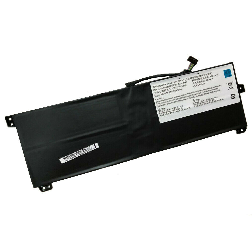 replace BTY-M48 battery