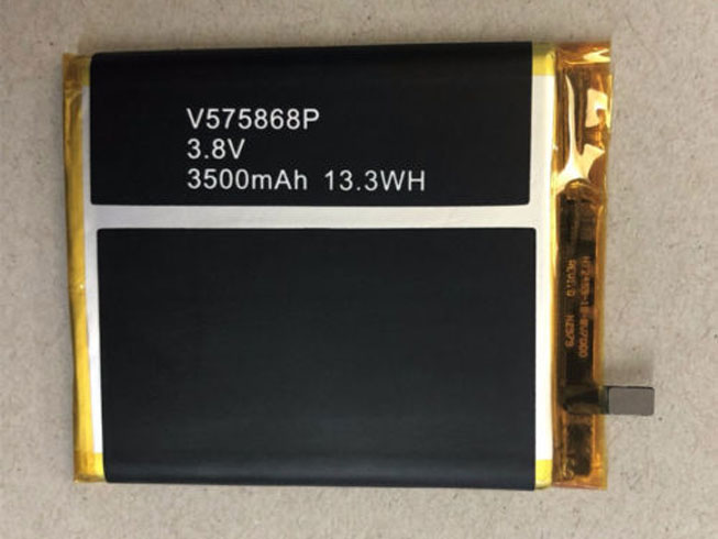 V575868P Replacement  Battery