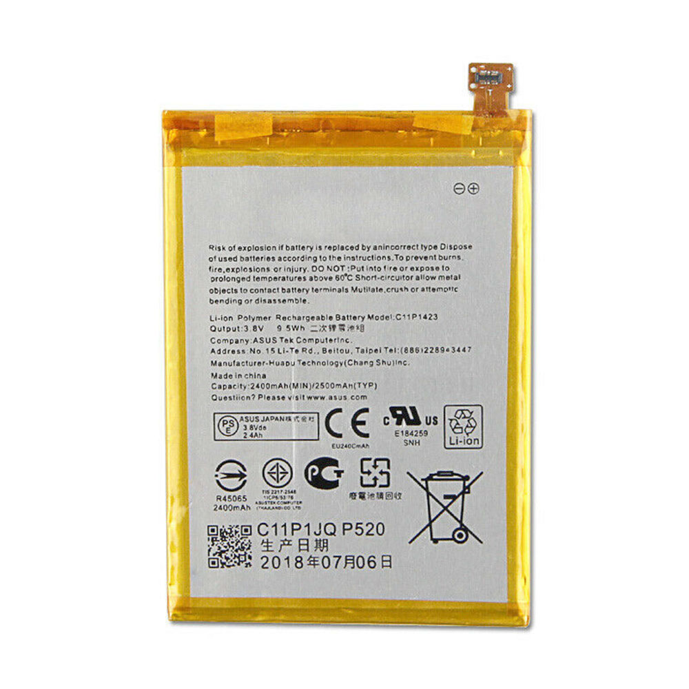 replace C11P1423 battery