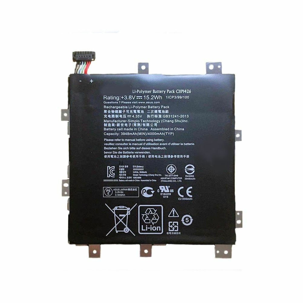 replace C11P1426 battery