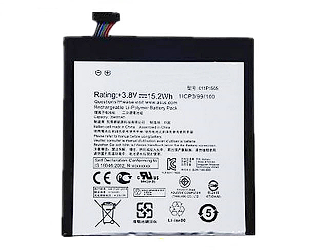 C11P1505 Replacement  Battery