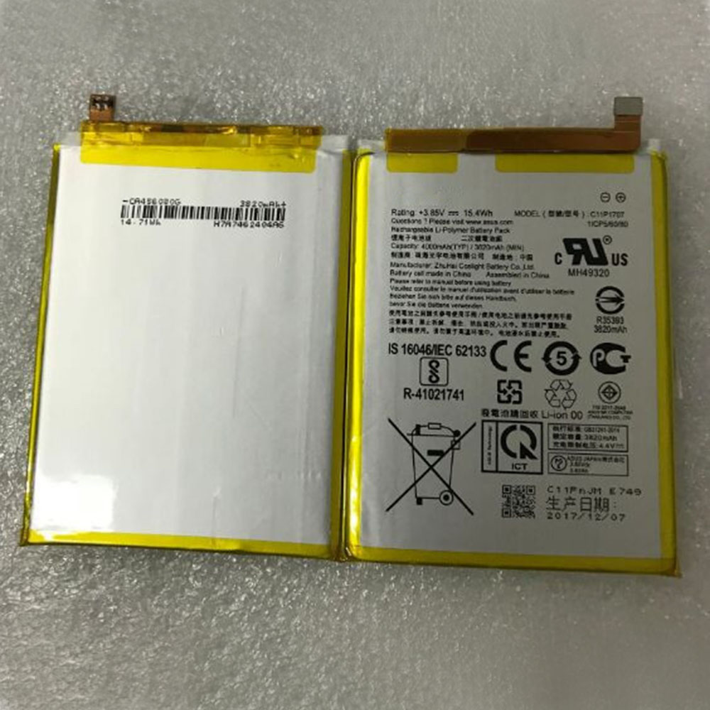 replace C11P1707 battery