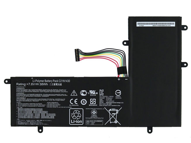 C21N1430 Replacement laptop Battery
