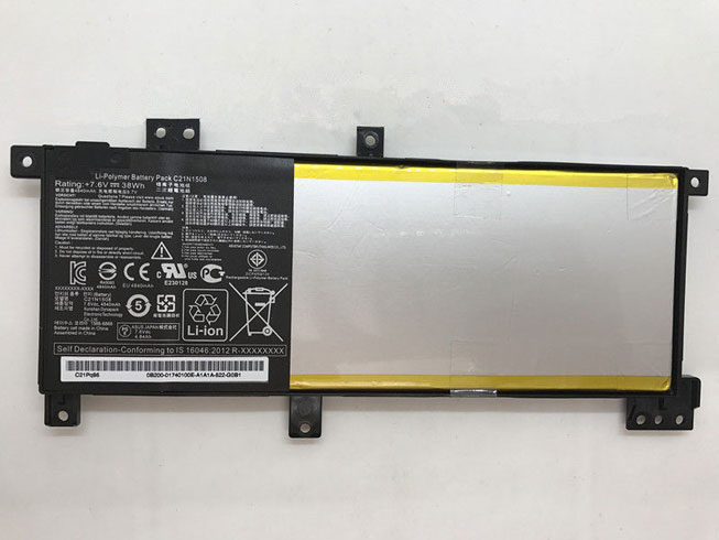 C21N1508 Replacement  Battery