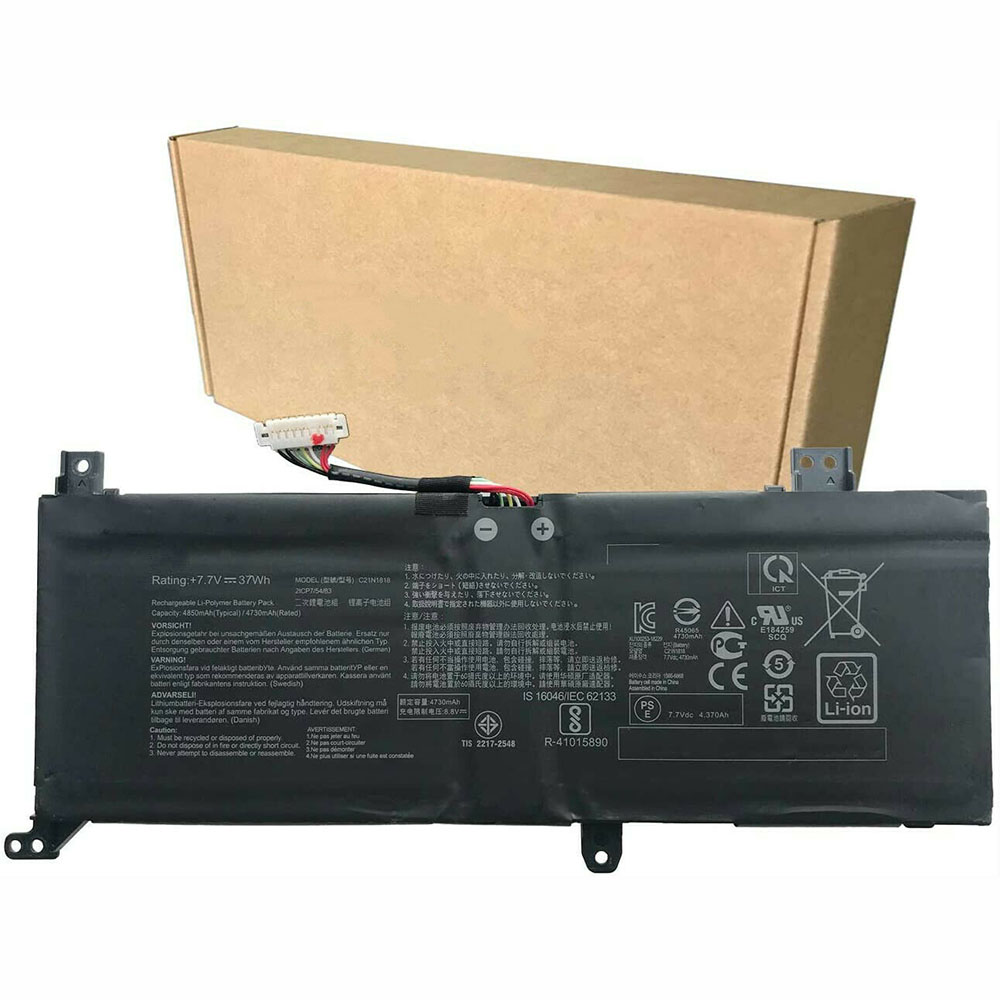 replace C21N1818 battery