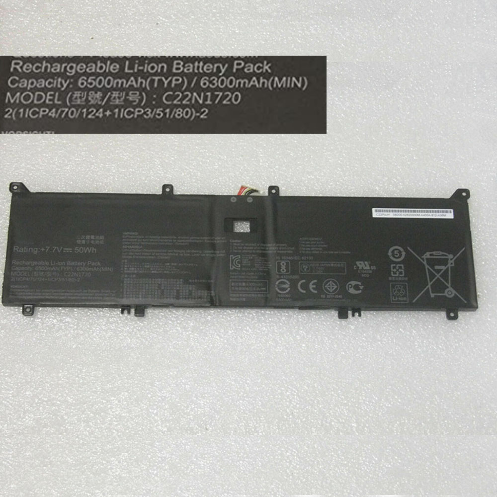 replace C22N1720 battery