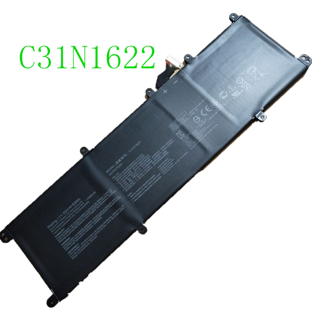 C31N1622 Replacement laptop Battery