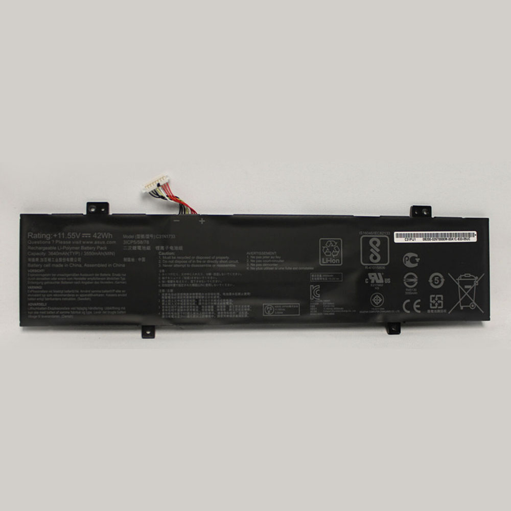 replace C31N1733 battery