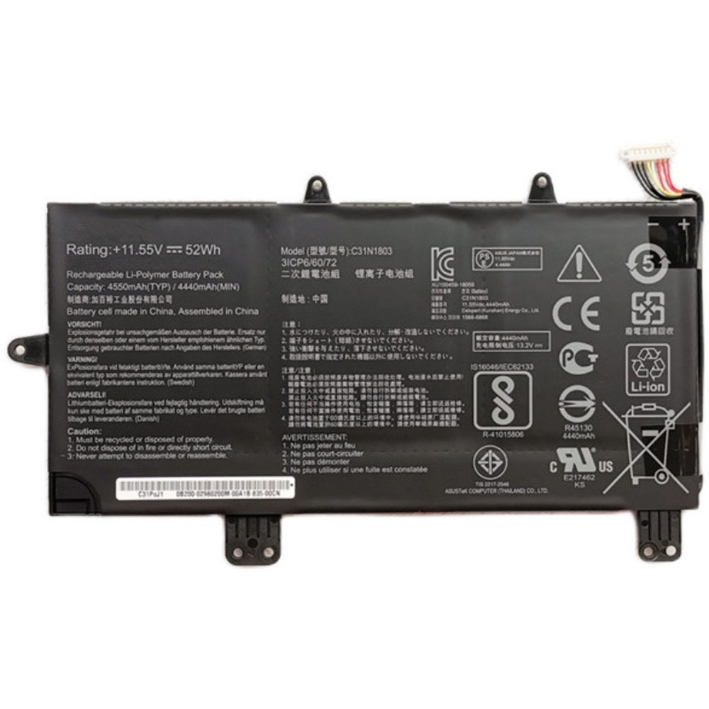 replace C31N1803 battery