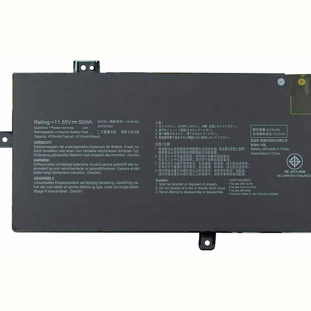 C31N1831 Replacement laptop Battery
