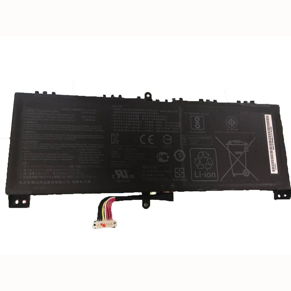 replace C41N1709 battery
