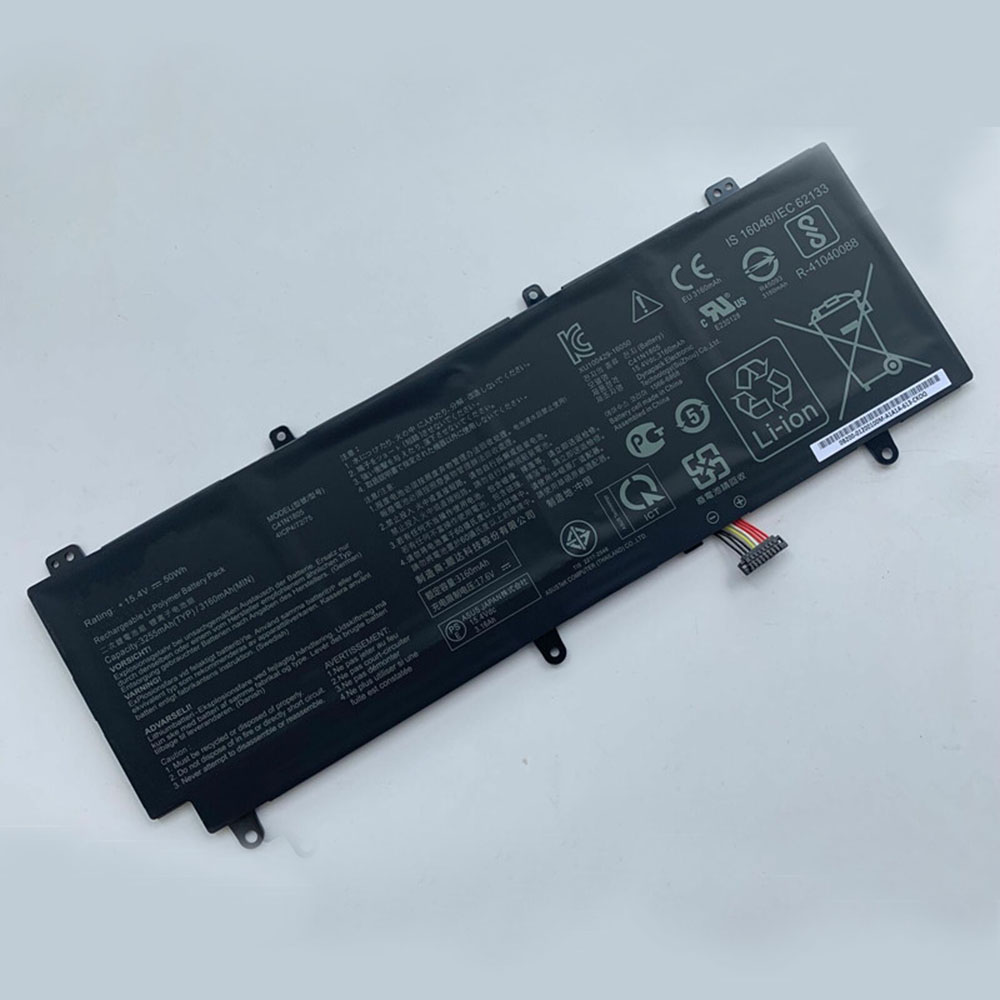 replace C41N1805 battery