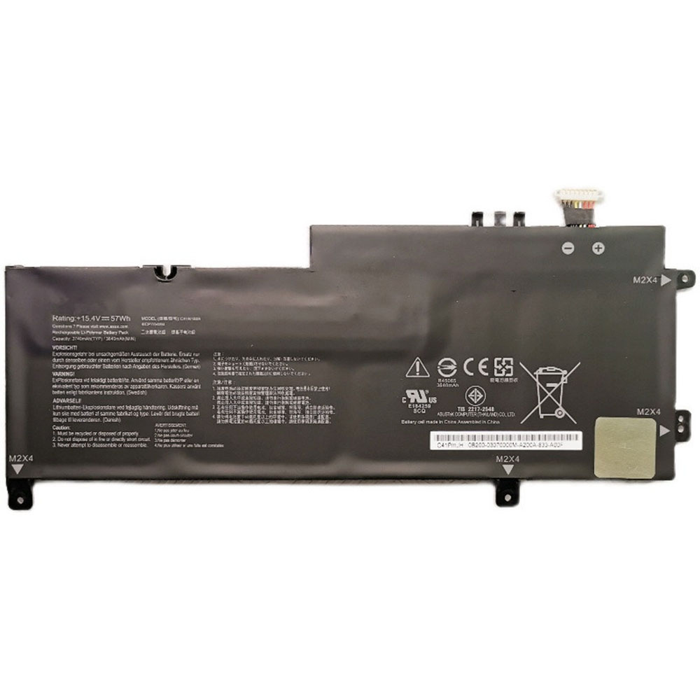 replace C41N1809 battery