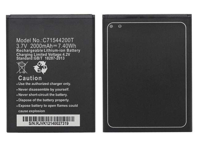 C71544200T Replacement  Battery