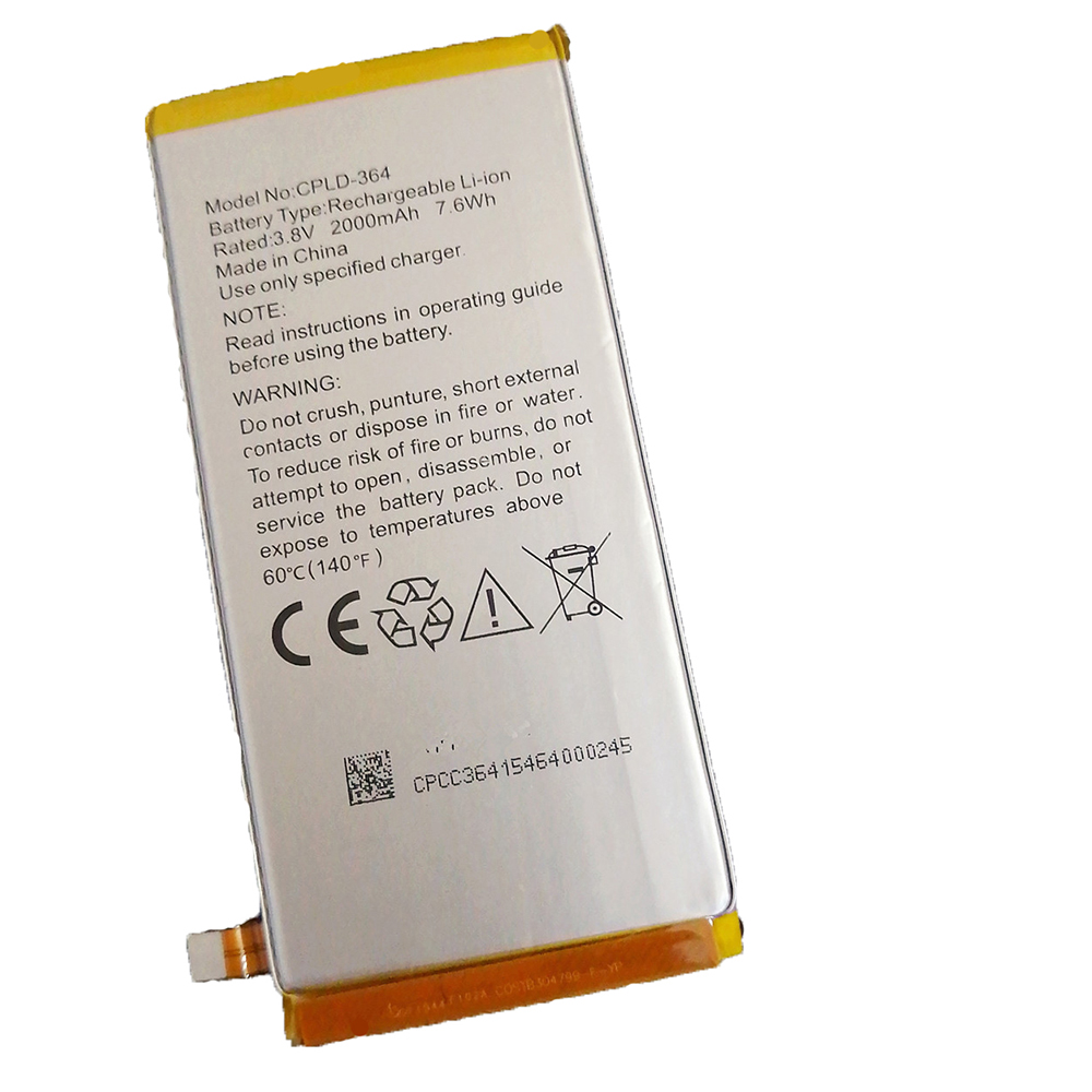 CPLD-364 Replacement  Battery