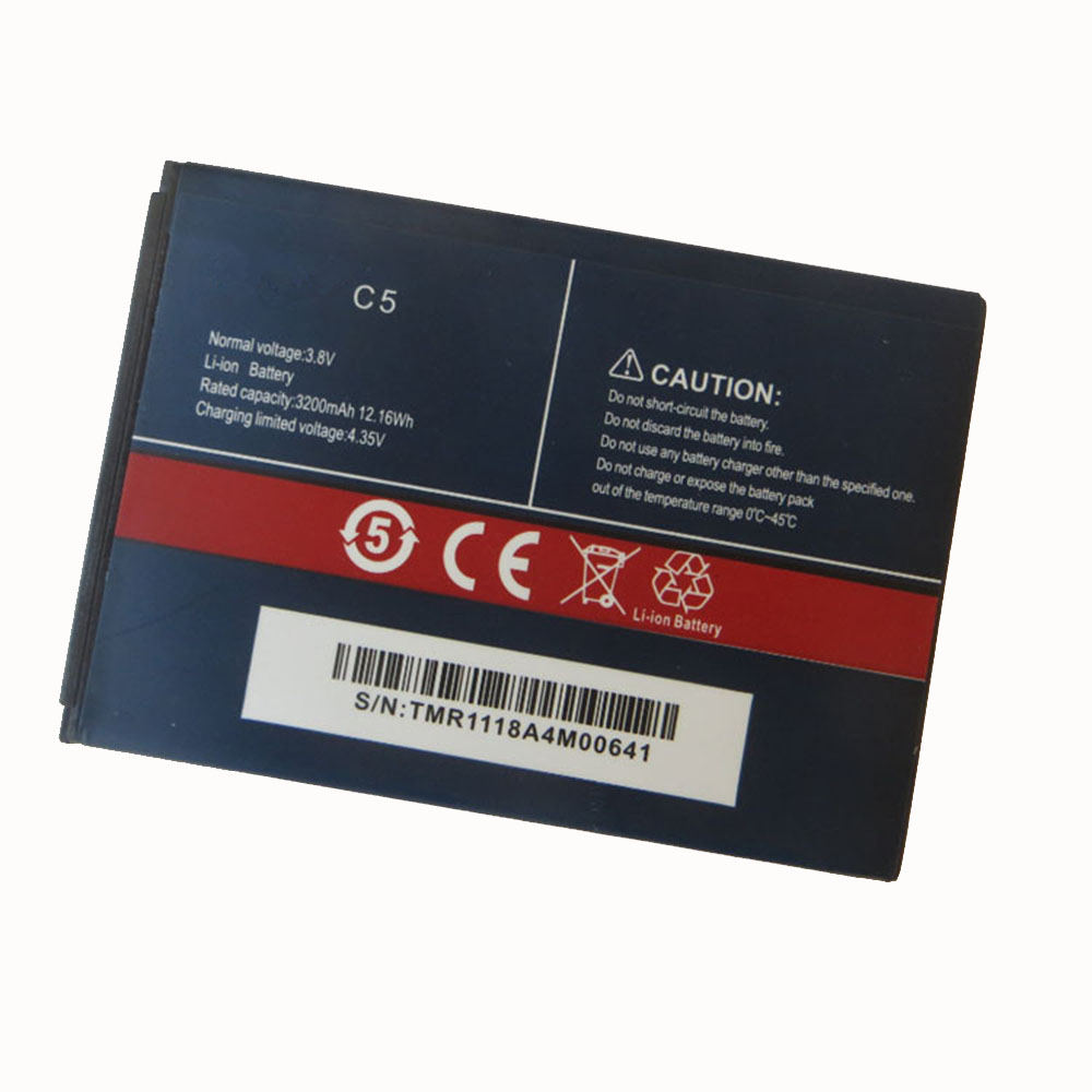 C5 Replacement  Battery