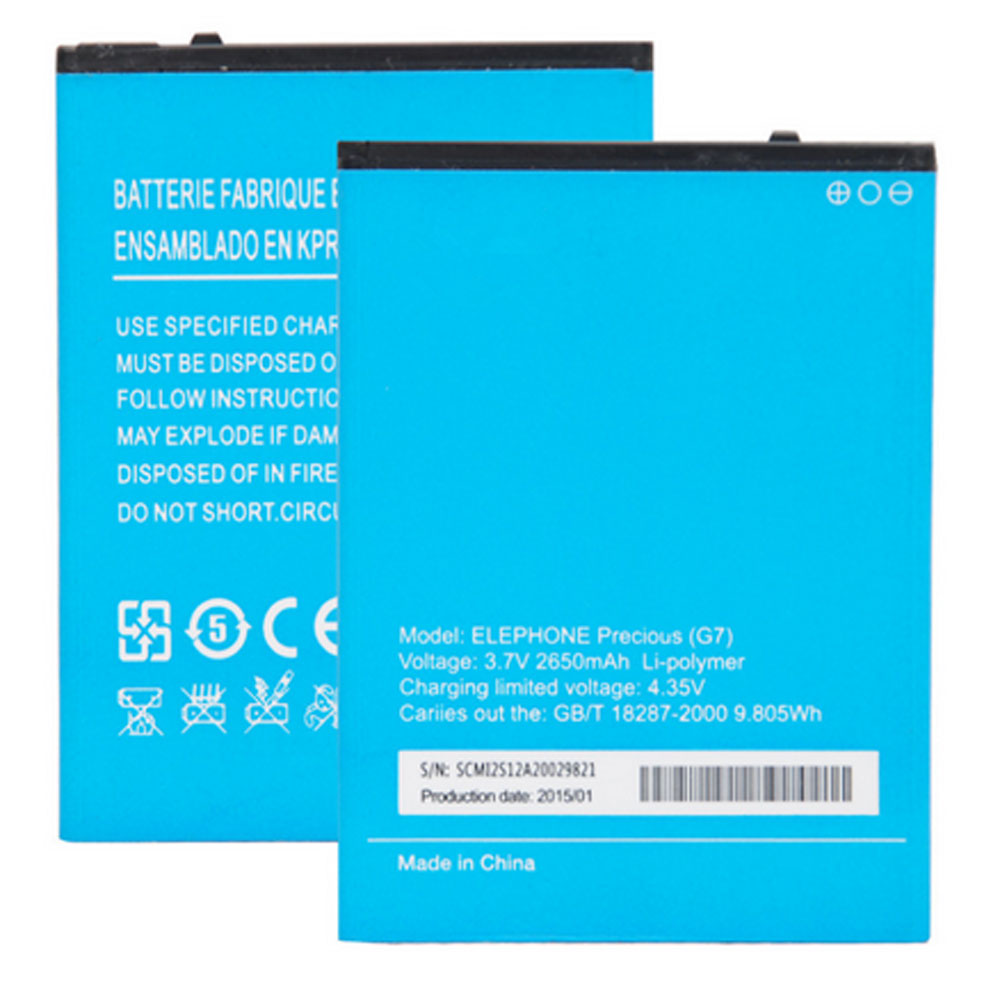 G7 Replacement  Battery