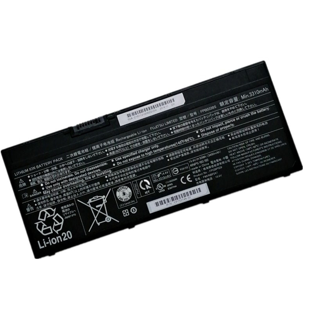 replace FPB0338S battery