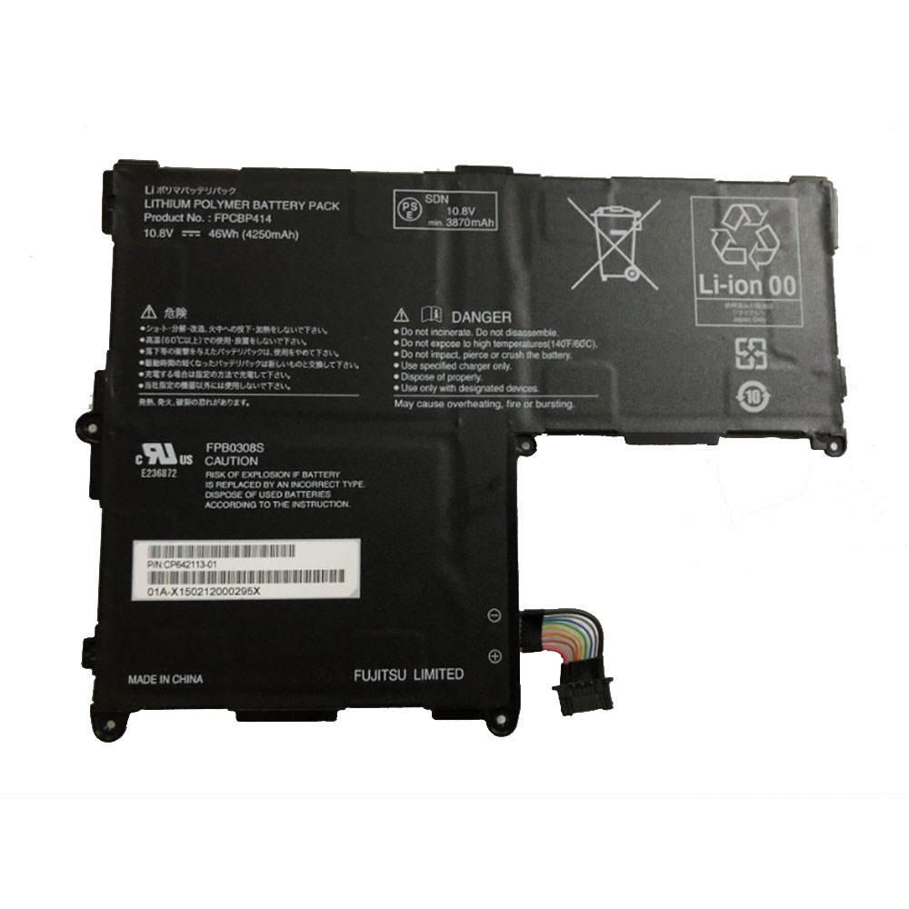 replace FPCBP414 battery