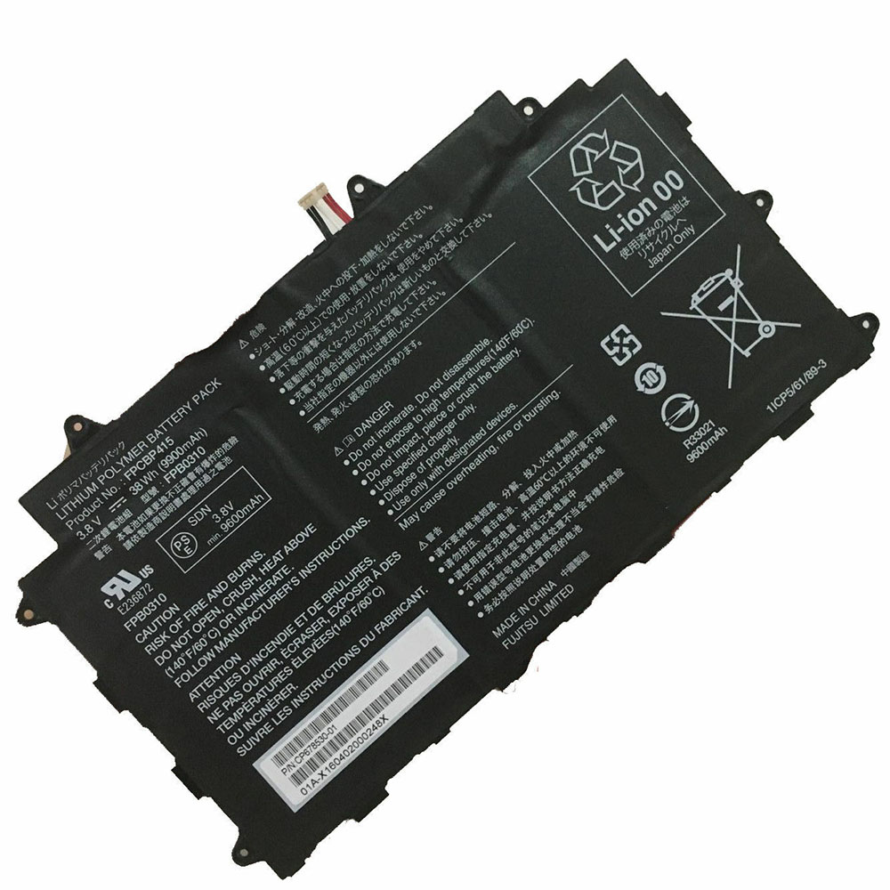 replace FPCBP415 battery