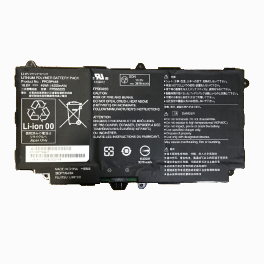replace FPCBP448 battery