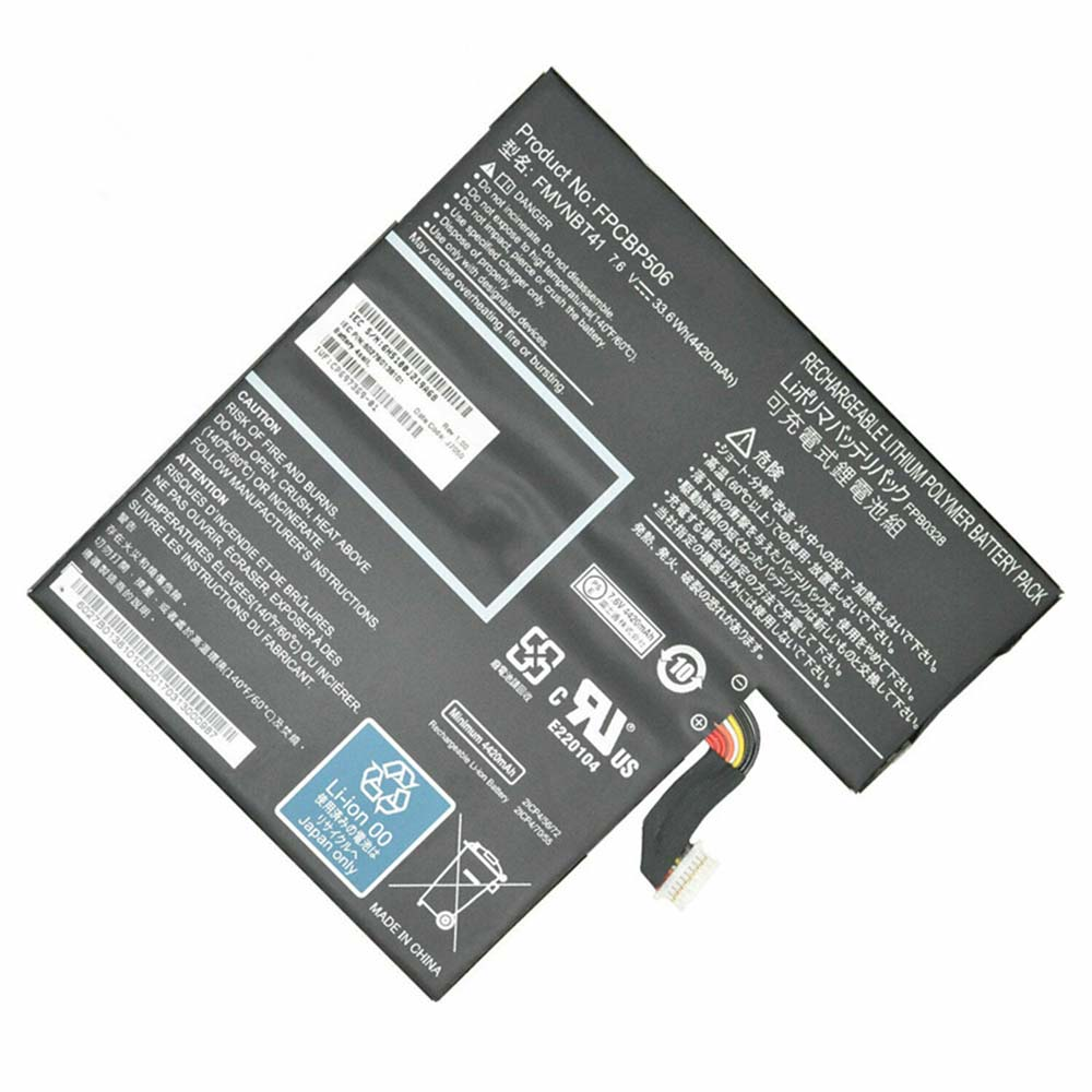FPCBP506 Replacement laptop Battery