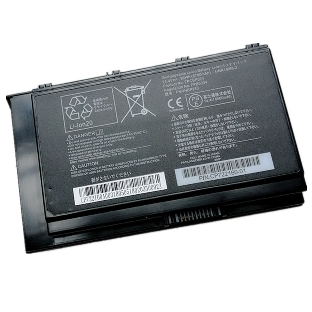 FPCBP524 Replacement laptop Battery