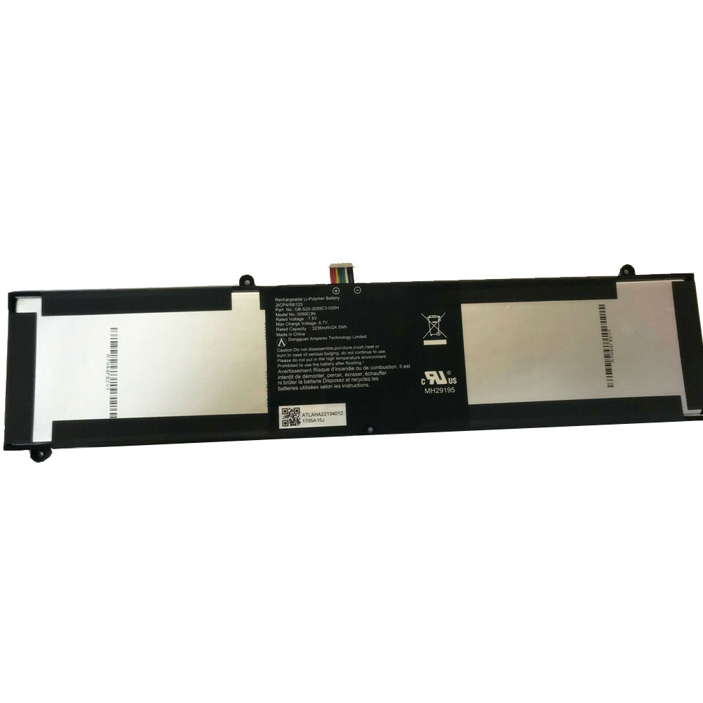 3059C3N Replacement laptop Battery