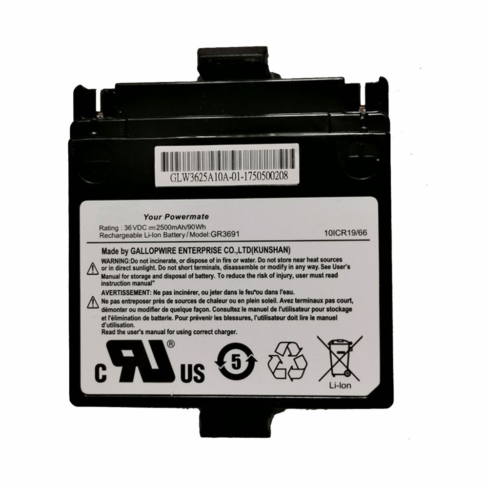 GR3691 Replacement laptop Battery