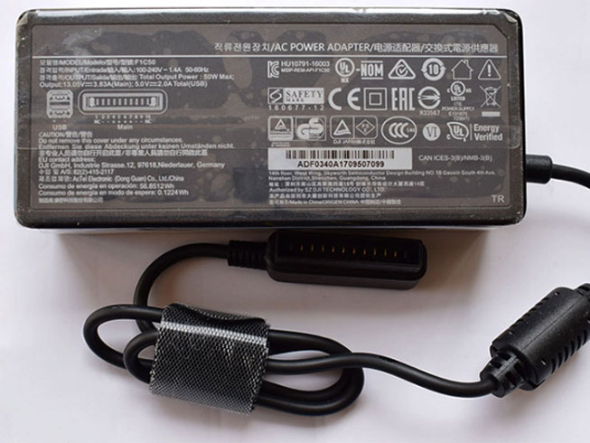 F1C50 Replacement laptop AC Adapter