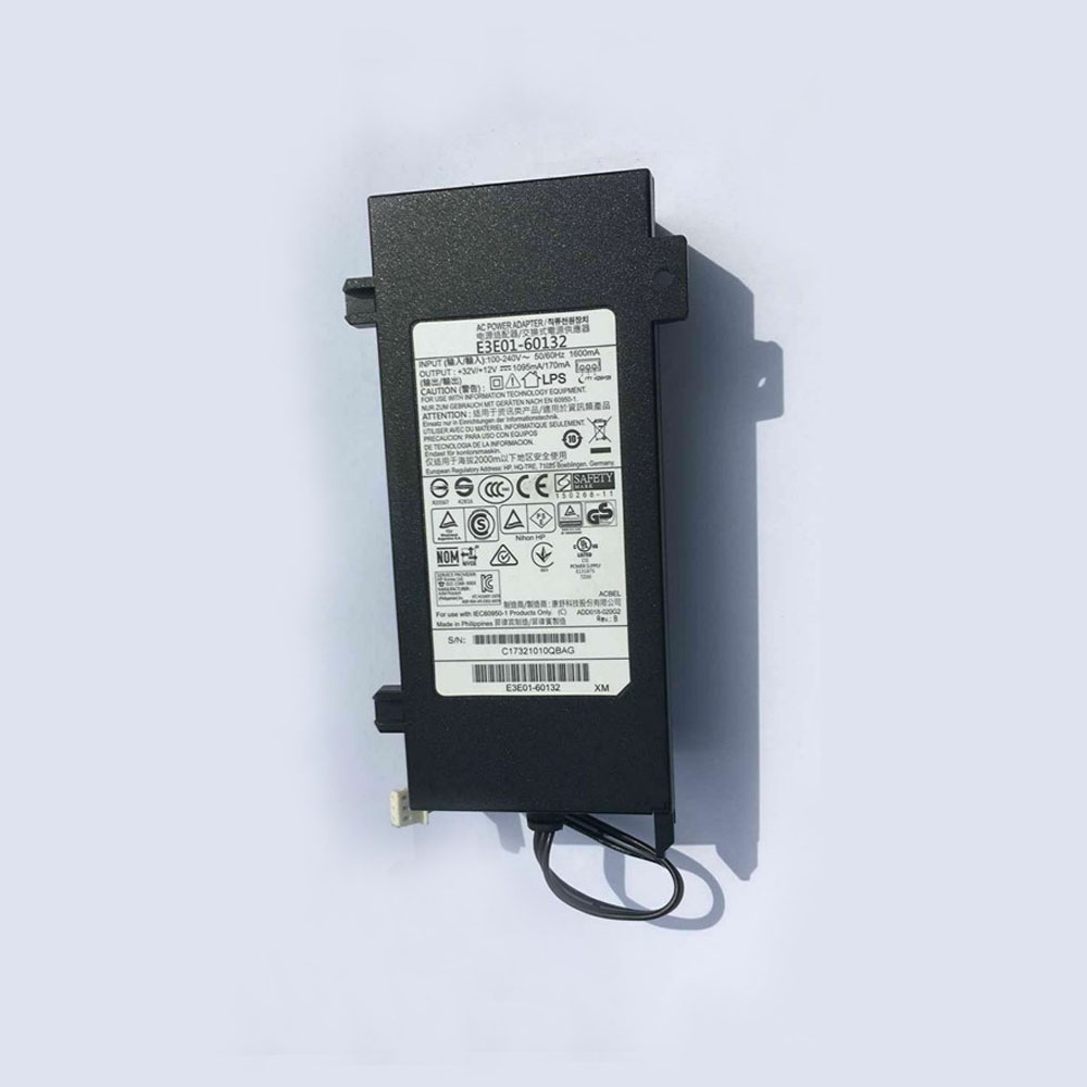 replace E3E01-60132 battery
