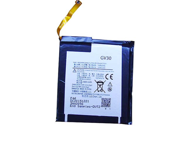 GV30 Replacement laptop Battery