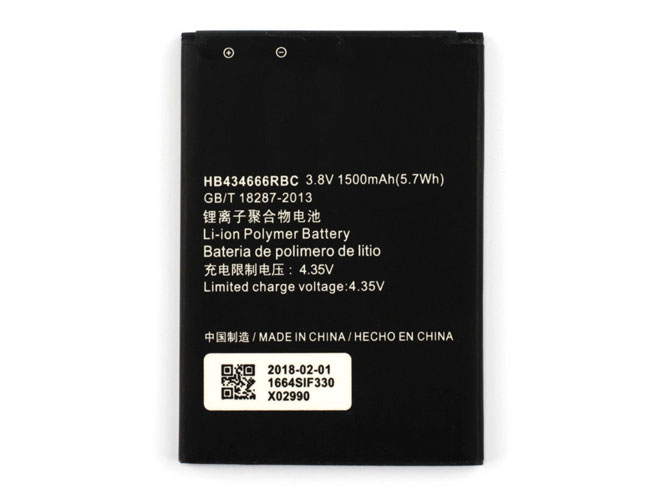 HB434666RBC Replacement  Battery