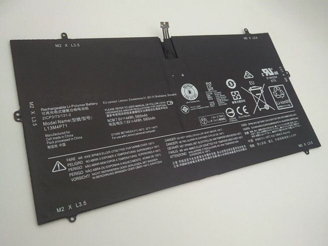 L13M4P71 Replacement laptop Battery