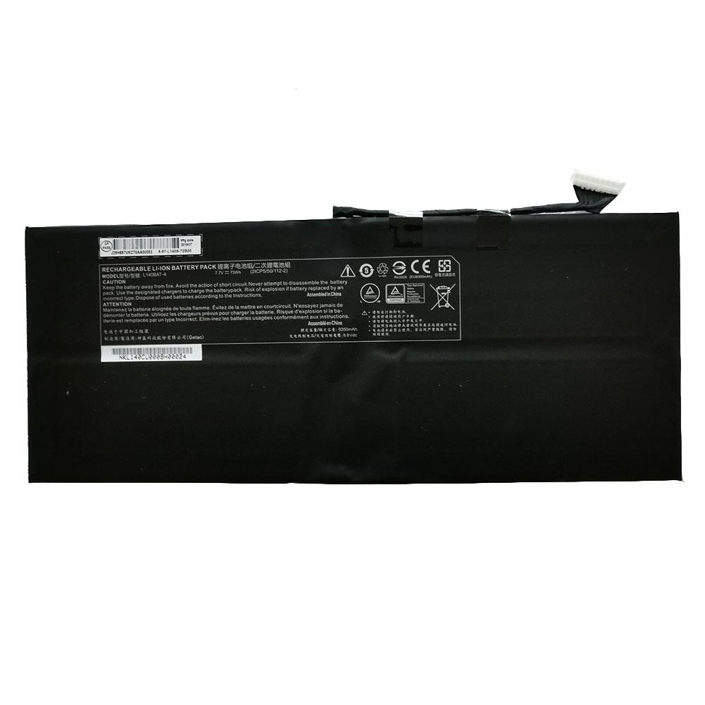 replace L140BAT-4 battery