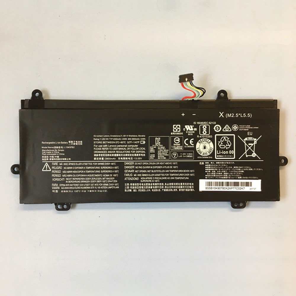 L15M3PB2 Replacement  Battery