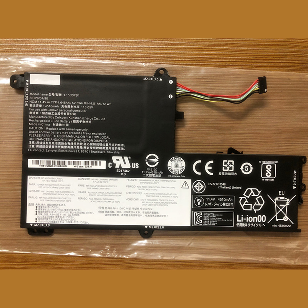 L15C3PB1 Replacement  Battery