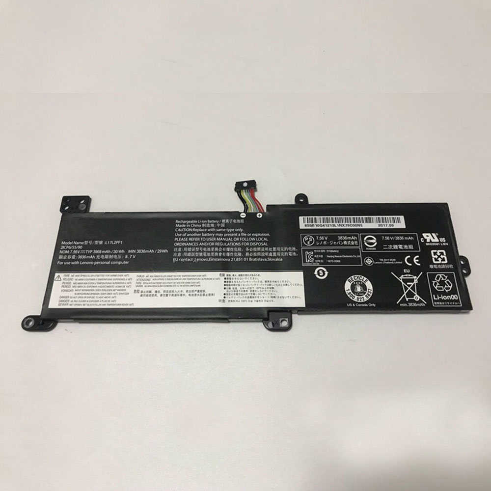 L17L2PF1 Replacement  Battery