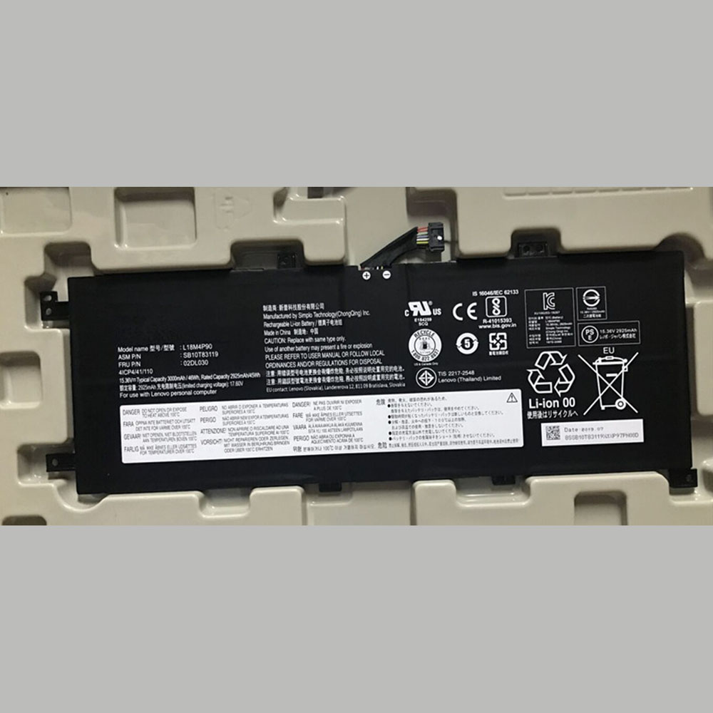 replace L18M4P90 battery