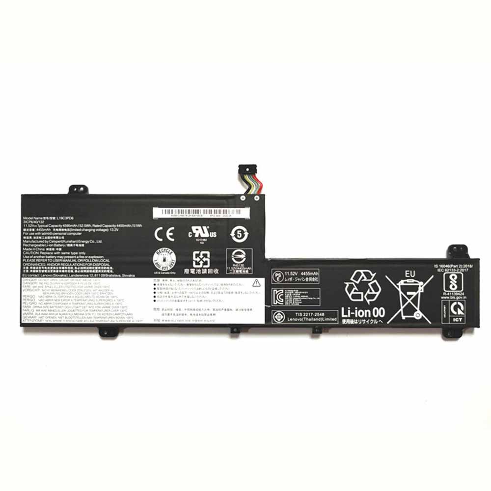 replace L19C3PD6 battery