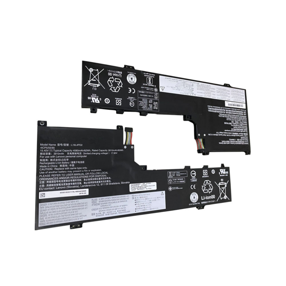 L19M4PD2 Replacement laptop Battery