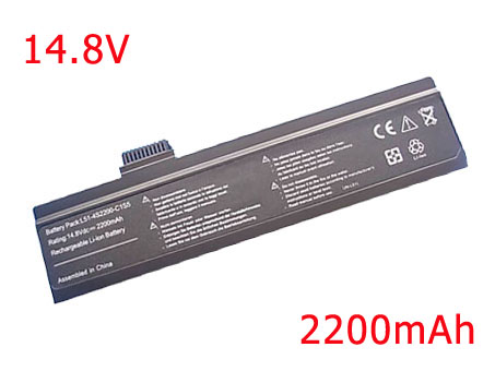L51-3S4400-C1L3 Replacement laptop Battery
